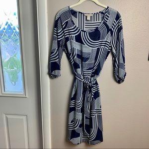 Banana Republic Sheer Dress
